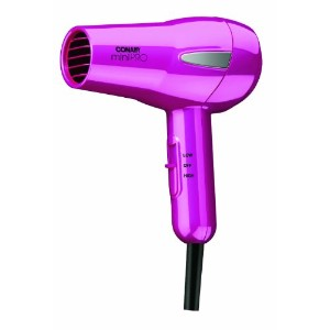 MiniPRO by Conair Tourmaline Ceramic Hair Dryer ドライヤー