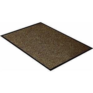 W. J. DennisEBR1729Gatorback Carpet Door Mat-17X29 GAT BROWN DOOR MAT (並行輸入品)