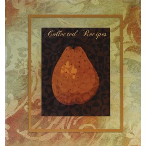 Collected Recipes Cookbook - Chocolate Pear by Meadowsweet Kitchens