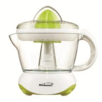 Citrus Squeezer/Juicer, J-15, White by Brentwood
