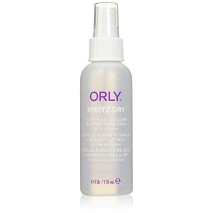 Orly Nail Treatments - Spritz Dry - 4oz / 118ml