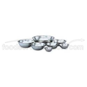 Vollrath (47930) 3/4 Qt. Stainless Steel Mixing Bowl by Vollrath