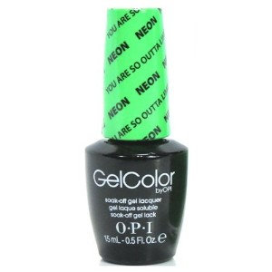 OPI GelColor - You Are So Outta Lime - 0.5oz / 15ml