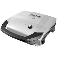George Foreman ョージフォアマン GR0059P 120 Square Inch Healthy Cook Variable Temperature Grill グリル [並行輸入]