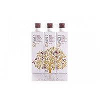 3 Bottles O-Med Selection Picual Extra virgin olive oil 500 ml - OMED by Oliva Oliva Internet SL