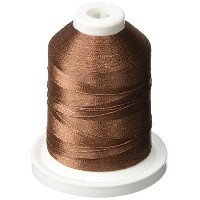 Rayon Super Strength Thread Solid Colors 1100 Yards-Light Cocoa (並行輸入品)