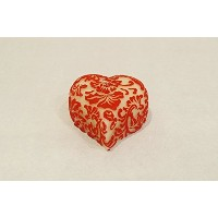 Bee My Candle ハイビスカス Heart(Red)