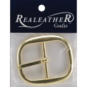 "Belt Buckle 1.5"" 1/Pkg-Brass (並行輸入品)"