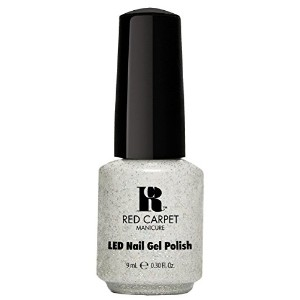Red Carpet Manicure - LED Nail Gel Polish - Power of the Gemstones - Diamond - 0.3oz / 9ml