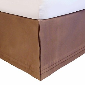 """Veratex Adjustable Bed Skirt King, Taupe """"Hike Up Your Skirt"""" by Veratex [並行輸入品]"""