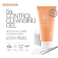 LJH 5a CONTROL CLEANSING GEL, Korean Cosmetics, Korean Beauty, Kpop Beauty, Kstyle