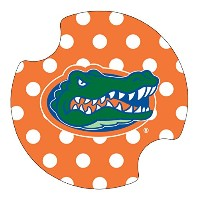 Thirstystone University of Florida Dots Car Cup Holder Coaster, by Thirstystone