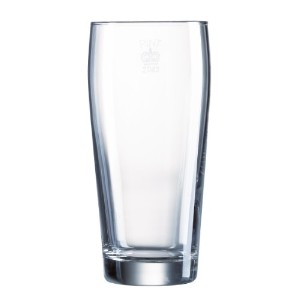 Arc International Luminarc Willi Becher Tumbler, 20-Ounce, Set of 12 by Arc International