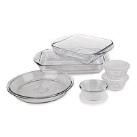 Anchor Hocking 9 Piece Bake Set by Anchor Hocking