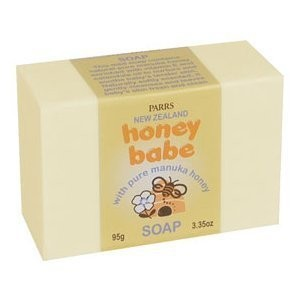 New Zealand Manuka Honey Baby Soap by Parrs Skin Care [並行輸入品]