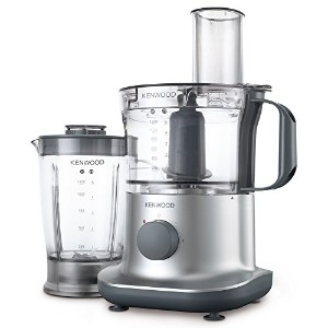 Kenwood FPP225 Food Processor - Silver by Kenwood