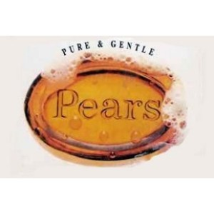 Pears Soap (pure and gentle) 75g by Pears [並行輸入品]