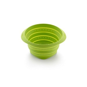 Lekue Collapsible Colander、グリーン
