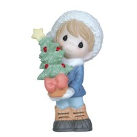 Precious Moments Holidays Grow the Spirit Figurine by Precious Moments [並行輸入品]