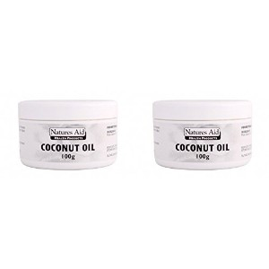 - Natures Aid - Coconut Oil | 100g | BUNDLE by Natures Aid