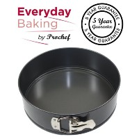 Everyday Baking Everyday Baking by Prochef 8-inch Spring Form Deep Cake Pan by Everyday Baking