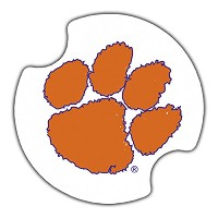 Thirstystone Clemson University Car Cup Holder Coaster, by Thirstystone