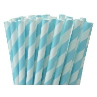"VvW用紙Drinking Straws 7.75 ""レトロヴィンテージスタイルdurable-vq1 C VvW(TM)"