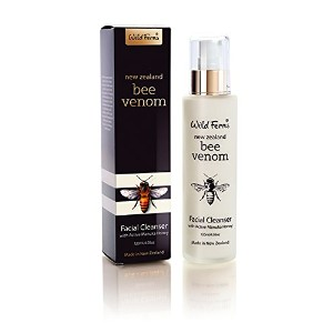 Bee Venom Facial Cleanser with Active Manuka Honey 120ml/4.05oz [並行輸入品]