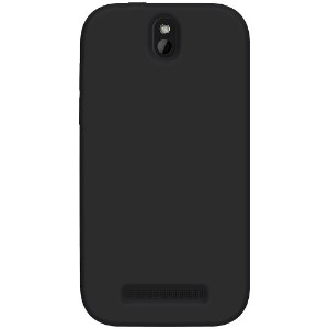 Amzer AMZ95615 Soft Silicone Jelly Skin Fit Case Cover for HTC One SV, Cricket HTC One SV, Boost...