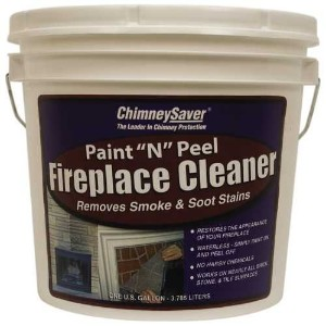 ChimneySaver Paint N Peel Fireplace Cleaner-1 Gallon by Saver Systems