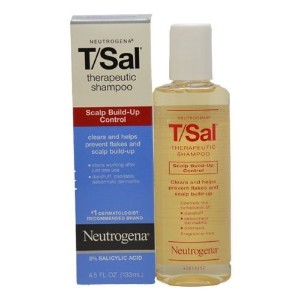 Neutrogena T/Sal Therapeutic Maximum Strength Shampoo 4.5 oz (Pack of 2) [並行輸入品]