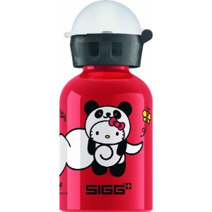 SIGG Hello Kitty Panda Water Bottle 水筒 300ml ハローキティ レッド