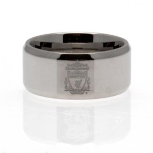 Liverpool F.C. Band Ring Small