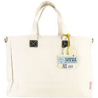 "Prima Canvas Tote 12.5""X24""-Natural (並行輸入品)"