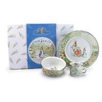 Beatrix Potter子供の3 Piece Place Setting