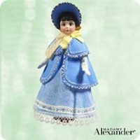 MADAME ALEXANDER - LITTLE WOMEN #3 2003 Hallmark Ornament QX8187 by Hallmark [並行輸入品]