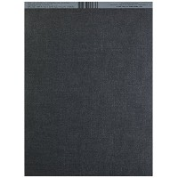 Bazzill Bling Cardstock 8.5X11-Black Tie 25 per pack by Bazzill