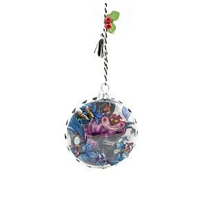 Disney Theme Parks Alice in Wonderland Cheshire Cat Christmas Ornament by Disney [並行輸入品]