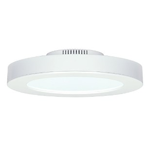 Satco Products S9191 Blink Flush Mount LED Fixture, 13.5W/7 by Satco