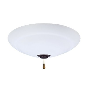 Emerson Ceiling Fans LK180LEDVNB Riley LED Ceiling Fan Light Fixture by Emerson