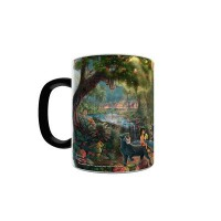 "トーマスKinkade 's "" The Jungle Book "" Morphing Mug"