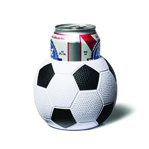 BigMouth Inc Soccer Ball Drink Kooler, White/Black by BigMouth Inc [並行輸入品]