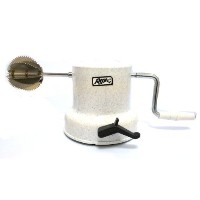 Anjali Coconut Scrapper Pealer Grater Shredder with Vacuum Base with Indian Mixers and Wet Grinder...