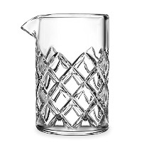 Luminarc ARC International Luminarc Barcraft Yarai Mixing Glass, 17oz, Clear by Luminarc