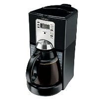 Mr. Coffee FTX43-2 12-Cup Programmable Coffeemaker, Black [並行輸入品]