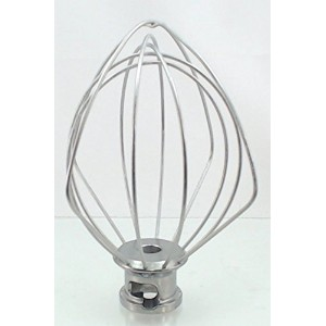 Stand Mixer, 4.5 QT Wire Whip, for KitchenAid, K45WW, SA9704329 by Seneca River Trading