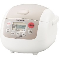 Zojirushi NS-VGC05 Micom 3-Cup (Uncooked) Electric Rice Cooker and Warmer [並行輸入品]