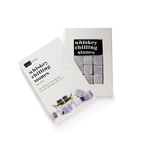 Domesticコーナー–Whiskey Chilling Stones 1.00 x 4.00 x 4.50 inches DC-36