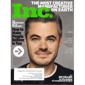 Inc. October 2013 Magazine by Inc. Magazine