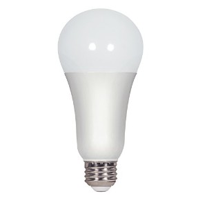 Satco S9284 A21 LED Frosted 2700K Medium Base Light Bulb, 16W by Satco